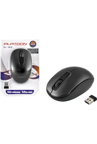 Platoon PL-1812 Kablosuz 2.4 Ghz Wireless Bilgisayar Mouse
