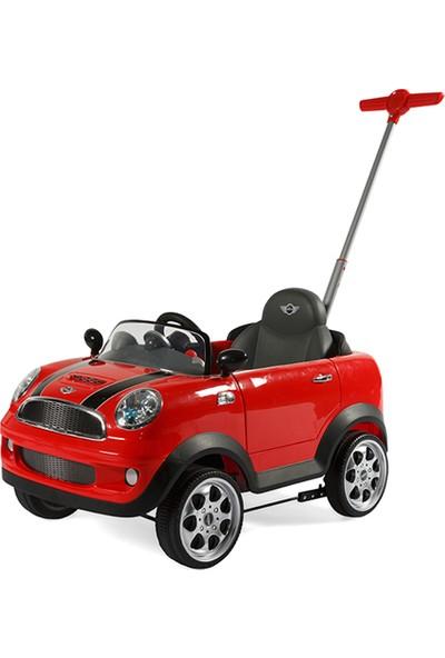 RollPlay ZW455EP Mini Cooper İlk Adım Araba - Kırmızı