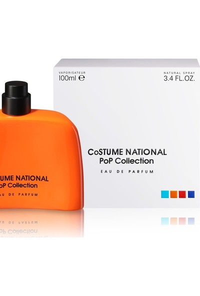 Costume National Pop Collection EDP Natural Spray 100ml Kadın Parfüm