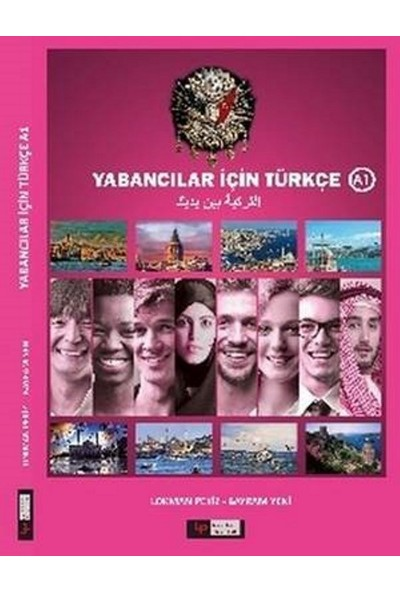 Yabancılar İçin Türkçe A1 - Lokman Pekizbayram Yen