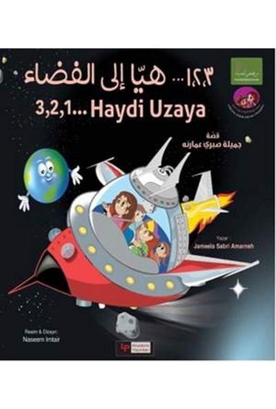 3,2,1... Haydi Uzaya - Jameela Sabri Amarneh