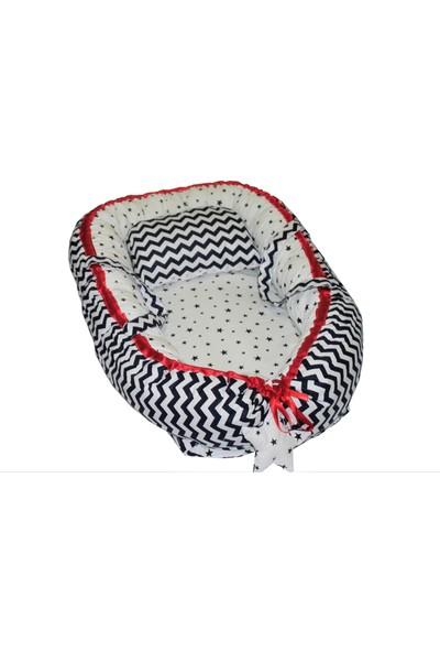 Baskaya Baby Nest Bebek Uyku Yatağı Ve Yastığı 85 x 53 cm