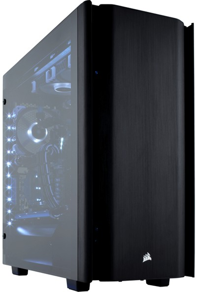 Corsair Obsidian 500D Premium Tempered Glass Aluminyum Midtower Kasa (PSU Yok) (CC-9011116-WW)
