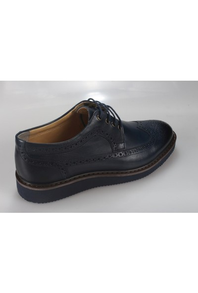 Suat Baysal Salur 4051 Erkek Deri Günlük Ayakkabı