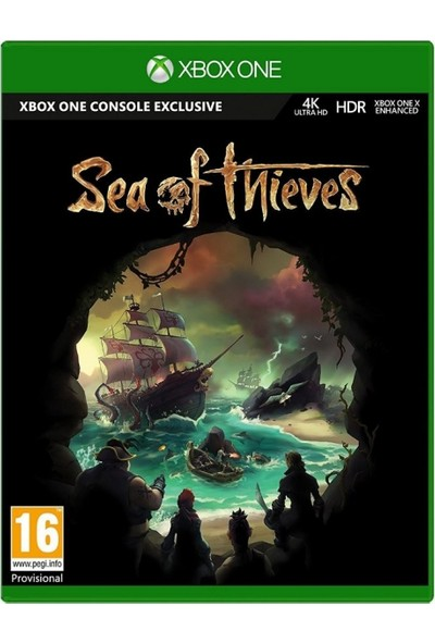 Sea of Thieves Xbox One Oyun