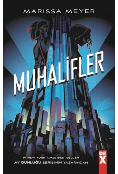 Muhalifler - Marissa Meyer