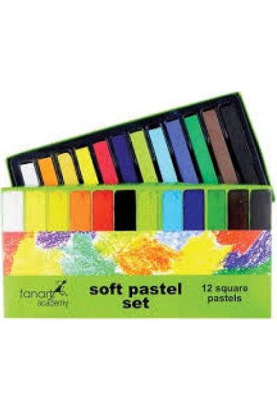 Fanart Pastel Seti Akademi 12Xpastel 52999.521