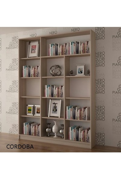 Hepsi Home Liya Kitaplık
