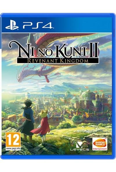 NI NO KUNI II : Revenant Kingdom PS4 Oyun