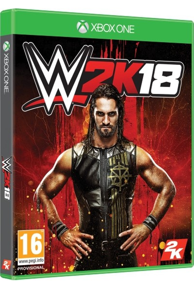 Wwe 2K18 Xbox One Oyun