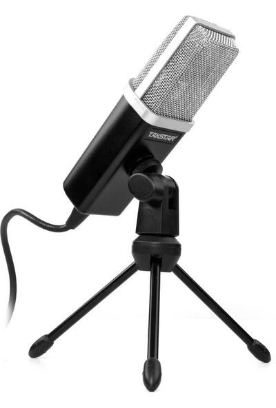Takstar PCM-1200 Bilgisayar Mikrofonu Siyah