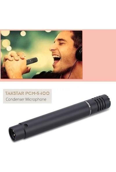 Takstar PCM-5400 Kondenser Enstrüman Mikrofonu