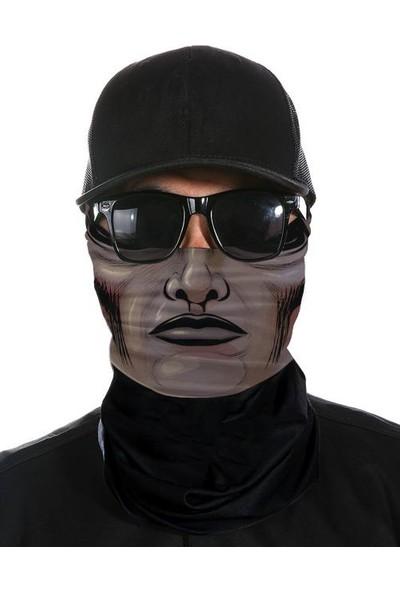 Bandanax Thriller Zombie Micheal Jackson Bandana