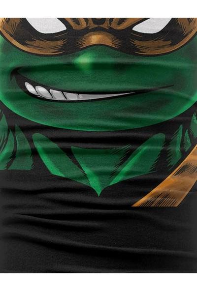 Bandanax Turtles Mikey Bandana