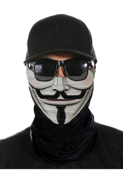 BandanaX V For Vendetta Bandana