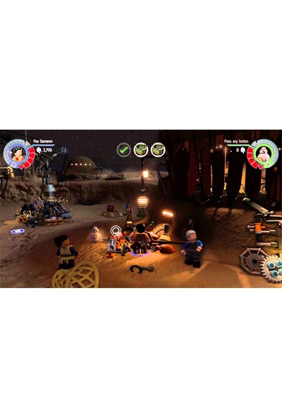 Lego Star Wars The Force Awakens Ps Vita Oyun