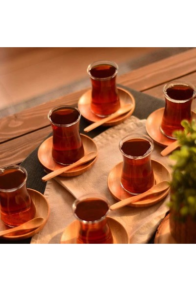 Bambum Dem 18 Parça Çay Seti