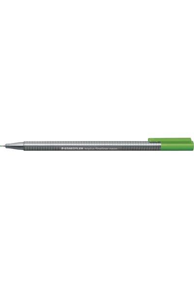 Staedtler Finelıner Triplus 0.3 Neon Yeşil 334-501