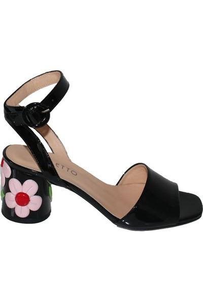 Efem 4183-28 Deri Kadın Ayakkabı