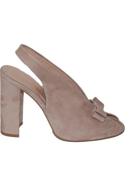 Efem 5026 Süet Deri Kadın Ayakkabı