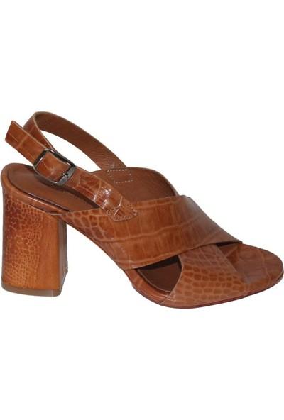 Efem 1196 Deri Kadın Ayakkabı