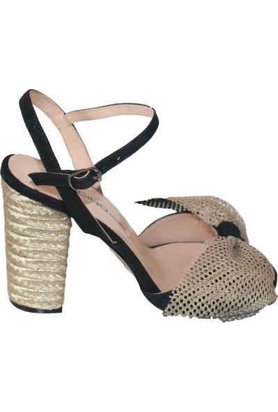 Efem 1179 Deri Kadın Ayakkabı