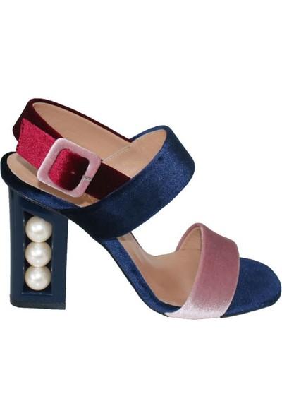 Efem 81-129 Deri Kadın Ayakkabı