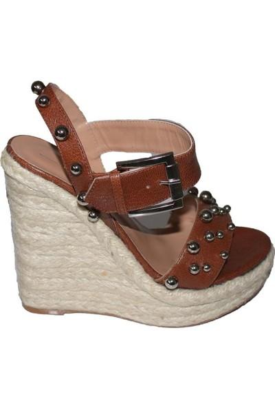 Efem 809-79 Deri Kadın Ayakkabı