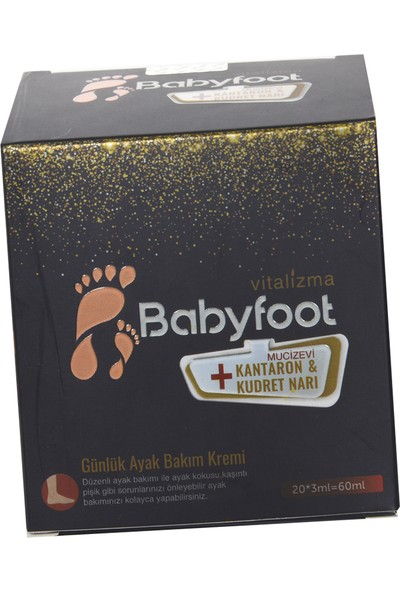 Vitalizma Babyfoot