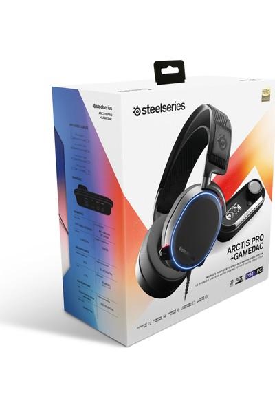 SteelSeries Arctis Pro + GameDAC Hi-Res Oyuncu Kulaklığı