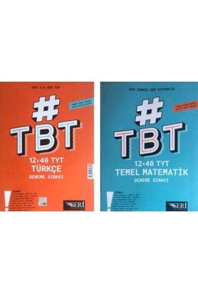 Seri Tbt 12X40 Tyt Temel Matematik-Türkçe Deneme Sınavı