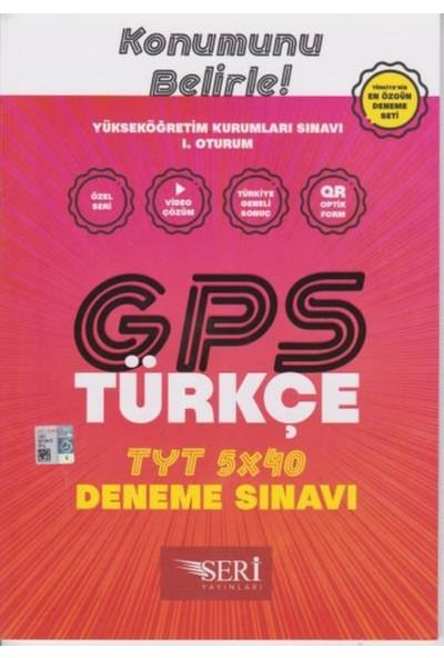 Seri Gps Tyt Türkçe 5X40 Deneme Sınavı