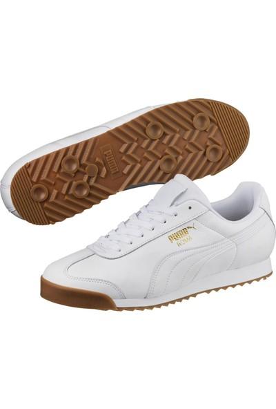 Puma 366408 Roma Classic Gum White Go Erkek Spor Ayakkabısı