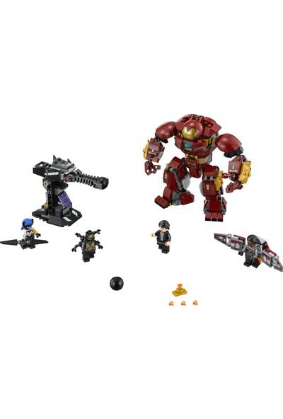 LEGO 76104 Hulkbuster Dövüşü