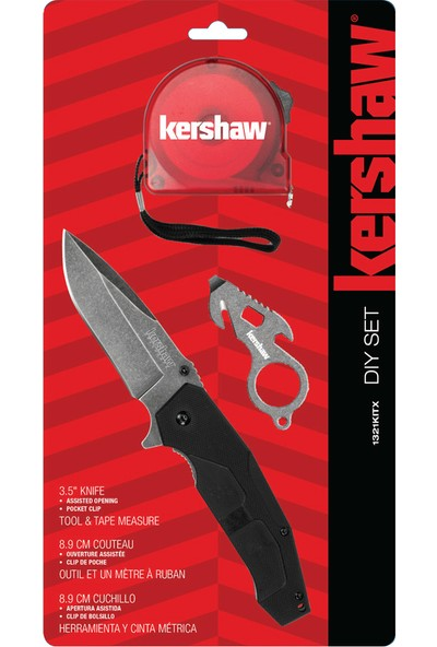 Kershaw D.I.Y. SET 1321KITX