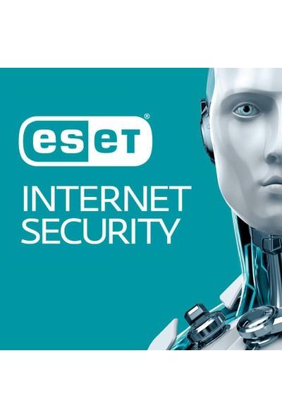 Eset Internet Security 2018 V.11 / 1 Kullanıcı 2 Yıl Dijital Lisans