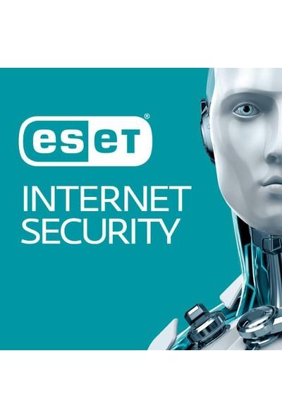 Eset Internet Security 2018 V.11 / 1 Kullanıcı 3 Yıl Dijital Lisans