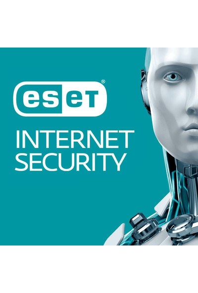 Eset Internet Security 2018 V.11 / 10 Kullanıcı 3 Yıl Dijital Lisans