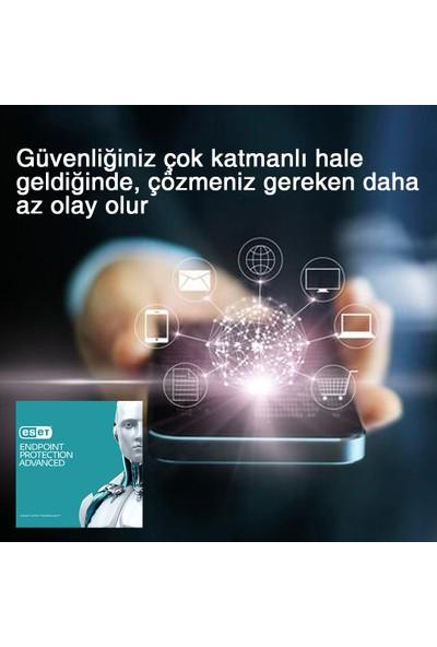 Eset Endpoint Protection Advanced 2018 / 1+20 Kullanıcı 3 Yıl Dijital Lisans
