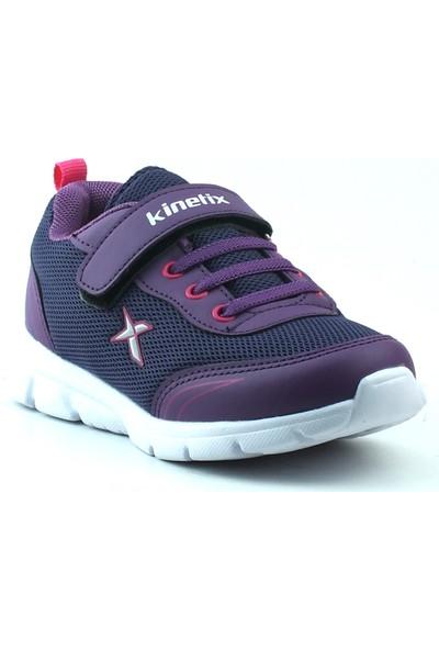 Kinetix Yannı Rahat Hafif Esnek Çocuk Spor Ayakkabı