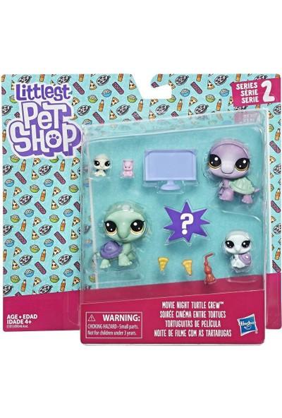 Littlest Pet Shop Miniş Ailesi B9346-E1013