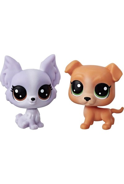 Little Pet Shop 2'li Küçük Miniş B9389-C3008