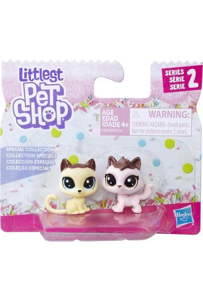 Littlest Pet Shop Tatlı Lezzetler Koleksiyonu İyi Dostlar E0399-E1073