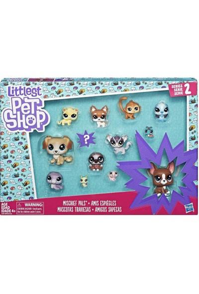 Littlest Pet Shop Miniş Koleksiyoner Seti B9343-E1011