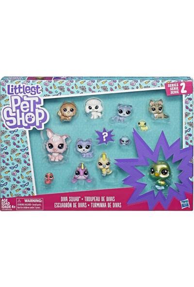 Littlest Pet Shop Miniş Koleksiyoner Seti B9343-E1012