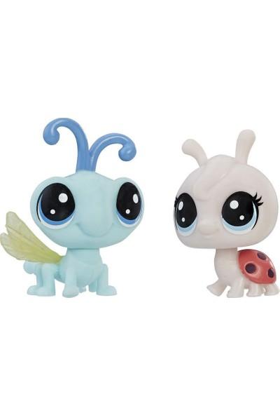 Little Pet Shop 2'li Küçük Miniş B9389-E0948