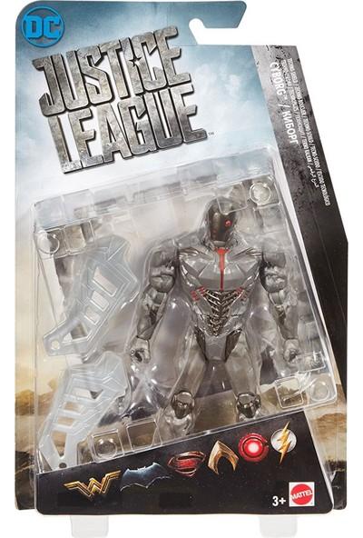 Justice League Movie 15 cm Özel Aksiyon Figür FGG60-FGG75