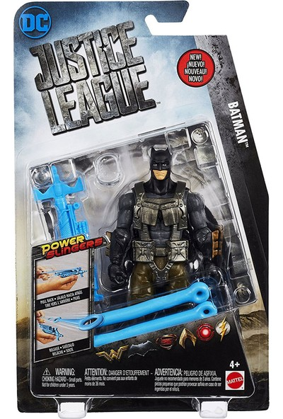 Justice League Movie 15 cm Özel Aksiyon Figür FGG60-FNY52