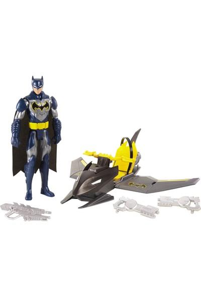Justice League Action 30cm Figür ve Aracı FBR10-FMP20