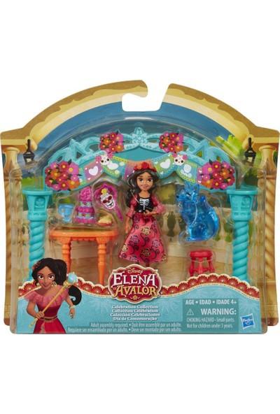 Disney Prenses Elena Mini Figür Oyun Seti C0383-C0384